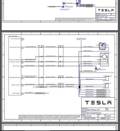 Service manual Tesla model 3 S X инструкция по ремонту разборке схемы
