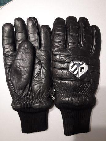 Лыжные мужские кожанные перчатки Reusch (оригинал) разм S