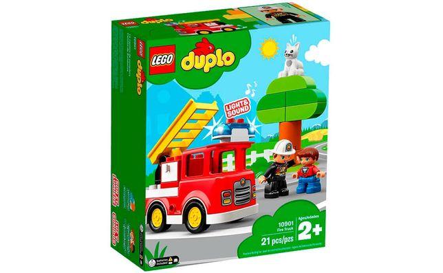 Конструктор LEGO DUPLO 10901 Пожарная машина