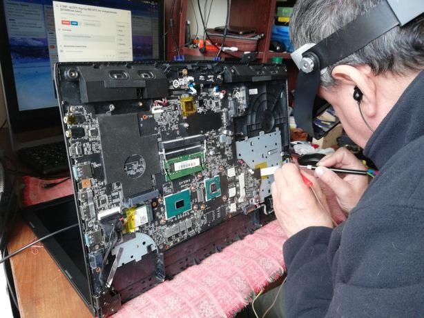 VIDITEK - Ремонт ноутбуков и компьютеров в Мариуполе. Замена BGA чипов