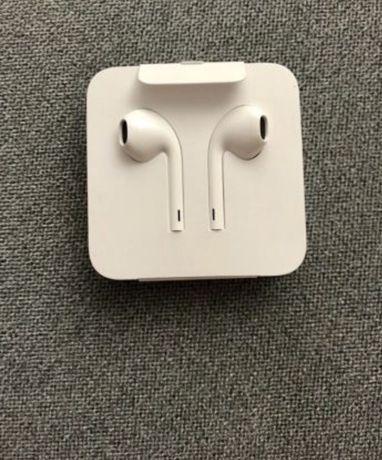 Słuchawki EarPods Apple iPhone 7/8/X/Xs/11/12/13 Pro NOWE Oryginalne