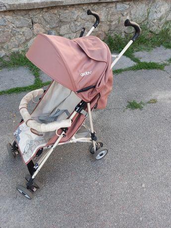 детскую коляска Geoby