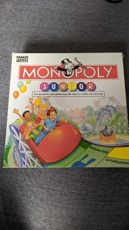 Monopoly Junior - Edycja unikatowa