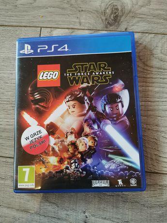 Gra PS4 Lego Star Wars PL Przebudzenie Mocy polska wersja