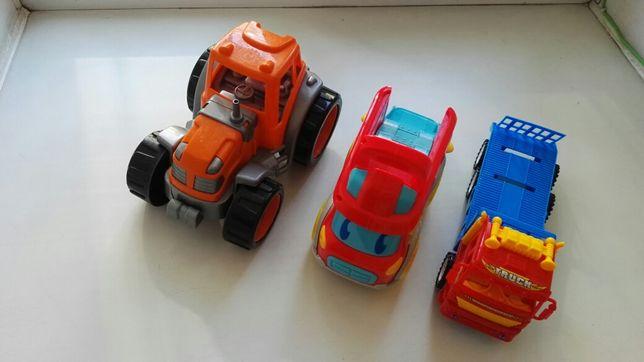 детские пластиковые игрушки, в хорошем состоянии, без дефектов ,