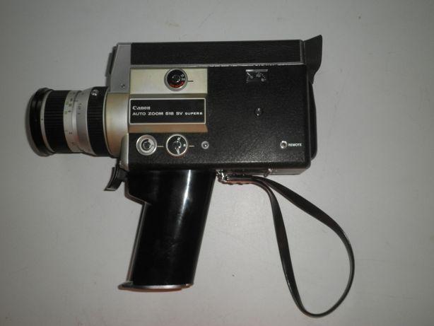 Máquina de Filmar CANON AutoZoom 518 SV Superb