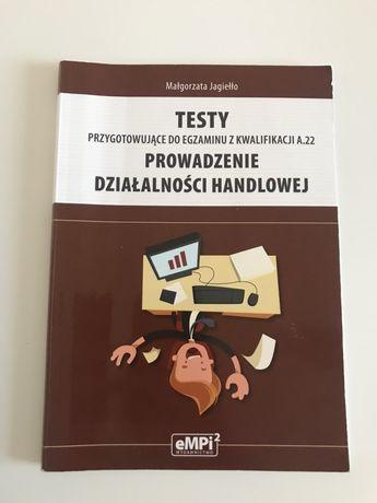 Testy przygotowujące do egzaminu A.22