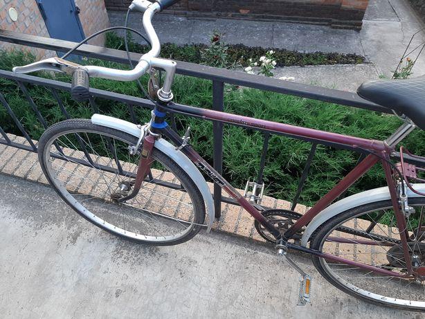 дорослий велосипед