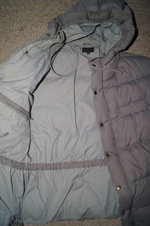 Batistini przepiekna puchowa kurtka L