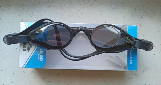 Arena Training SPRINT JUNIOR, очки для плавания