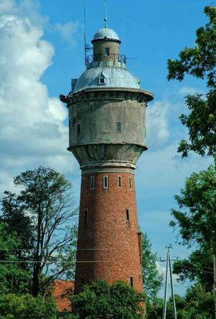 Zabytkowa Wieża Ciśnień, Kętrzyn