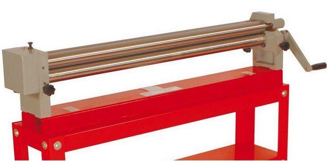Calandra manual 3 rolos para enrolamento de chapa Espess. 1 x 1000 mm