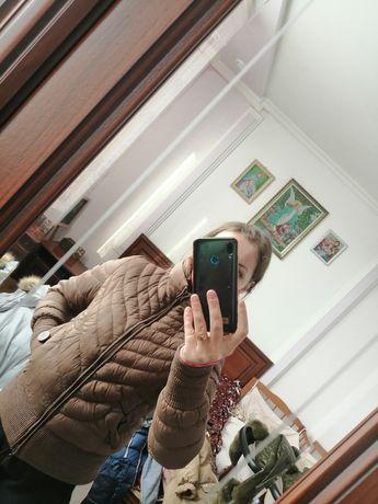Курточка-пуховик жіноча