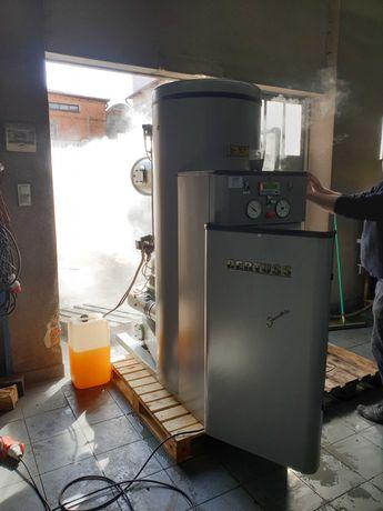 Wytwornica pary kocioł parowy Certuss 600 kg/h olej/gaz 16BAR