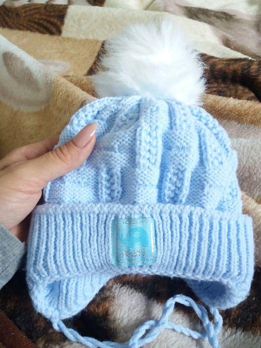 зимова шапочка для хлопчика Гайсин - изображение 1