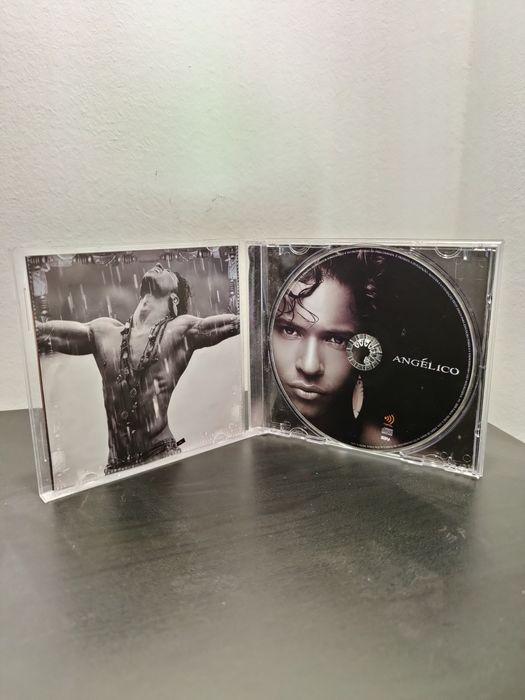 CD original Angélico Samora Correia - imagem 1