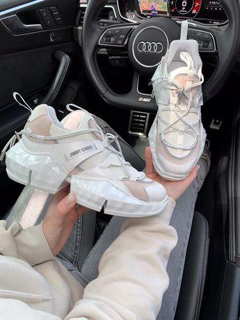 Buty Jommy Choo 36-40 damskie trampki sneakersy top jaksoc