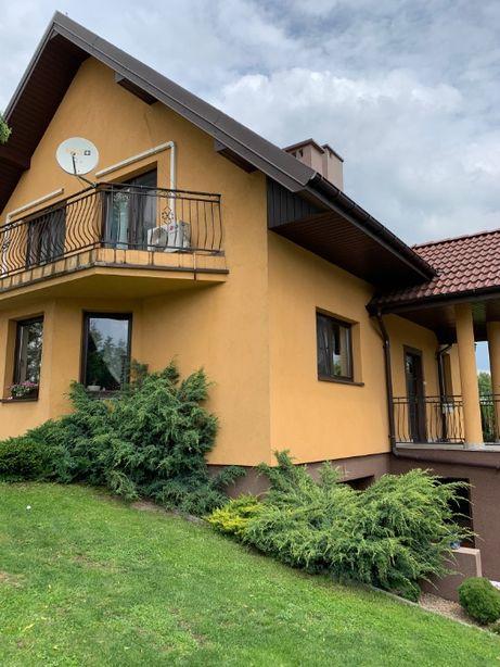 dom Zagórze gm Niepołomice