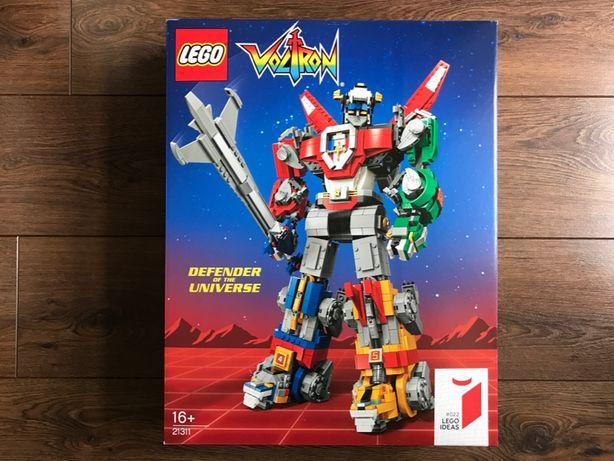 LEGO Ideas 21311 Voltron - NOWE