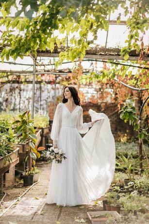 Продаю (Аренда) Свадебное платье Бохо стиль