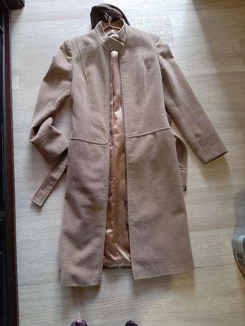 Пальто женское натуральная шерсть
