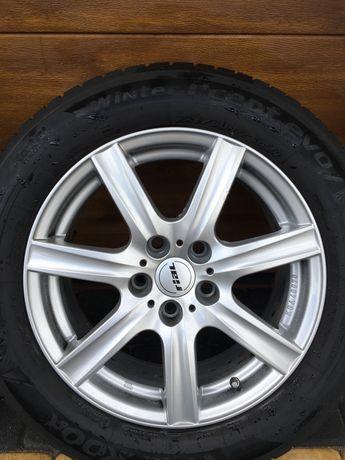 Koła BMW X3 + Opony Zimowe Hankook 225/60 R17 Stan Idealny !