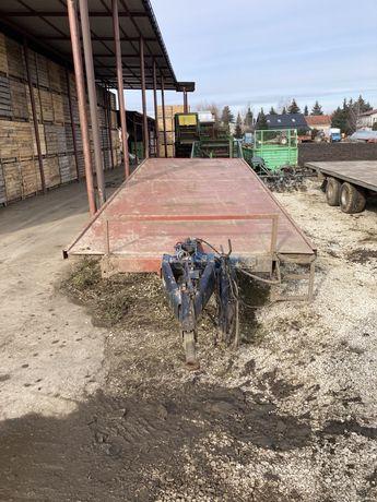 Laweta, platforma, dłużyca do transportu warzyw