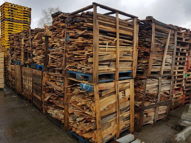 Drewno na opał. ...