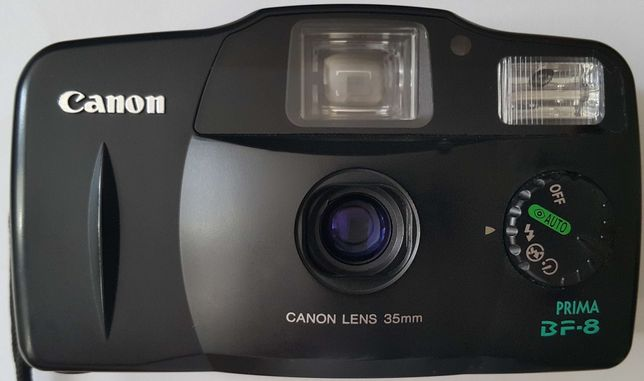 Aparat FOTO CANON Prima BF-8 (analog)