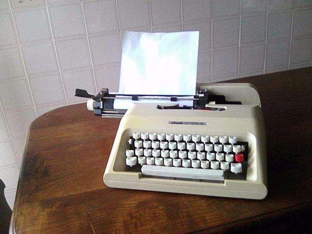 Máquina de escrever, Olivetti