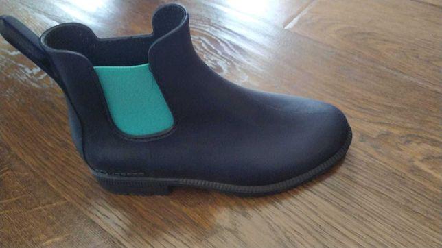 Sztyblety buty jeździeckie dziecięce