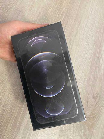 iPhone 12 pro 128GB graphite новый, СЕРТИФИЦИРОВАННЫЙ В УКРАИНЕ