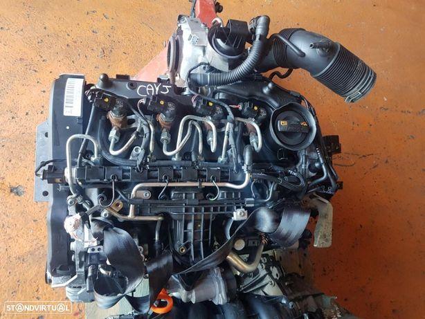 Motor VW Polo / Golf VI / Seat Ibiza / Toledo / Leon / Audi A3 1.6 Tdi Ref. CAYJ