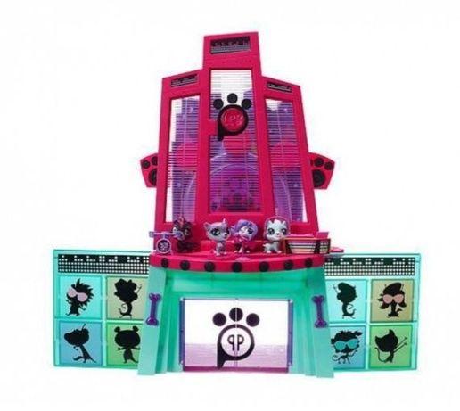 Lps zabawka muzyczna Hotelu Pawza + figurki
