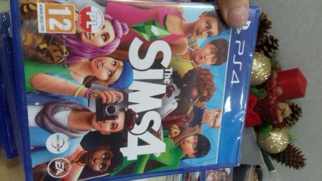 The sims 4 ps4, sklep Tychy
