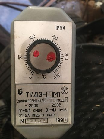 устройство терморегулирующее ТУДЭ - 4М1