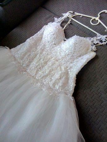 Продам свадебное красивое платье!!!