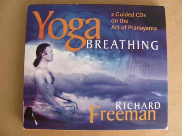 Yoga Breathing de Richard Freeman