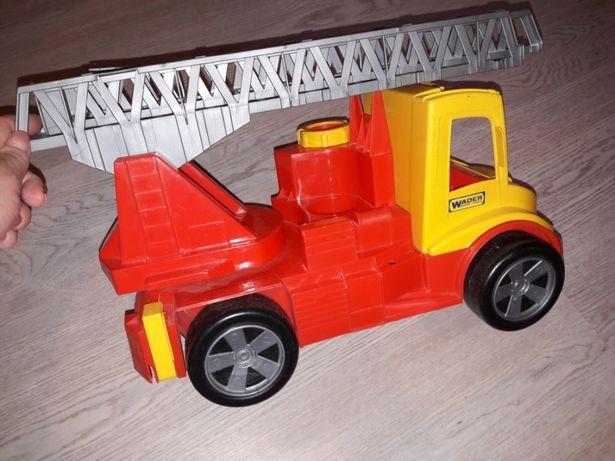 Машинка пожарная WADER