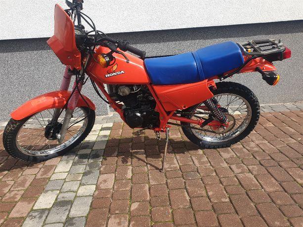 HONDA XL125 BARDZO ŁASNY KLASYK 100 org raty transport