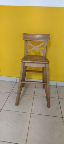 Cadeira júnior em madeira