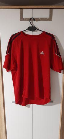 Sportowe koszulki Adidas
