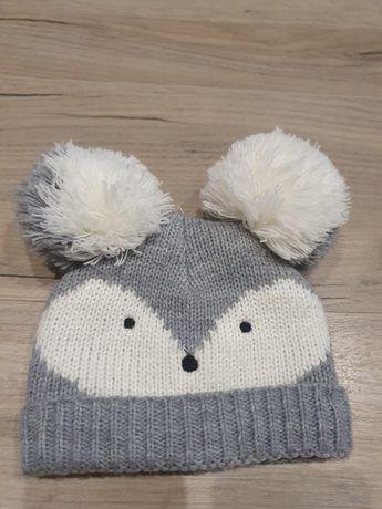 Zimowa czapka niemowlęce 40