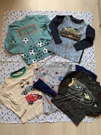 Реглан кофта Carter's 5Т Картерс футболка