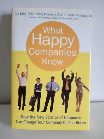 What Happy Companies Know unikat biały kruk biznes jak nowa jak darmo