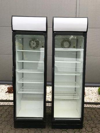 Szafa witryna chłodnicza Norcool dł. 60 cm. I inne.