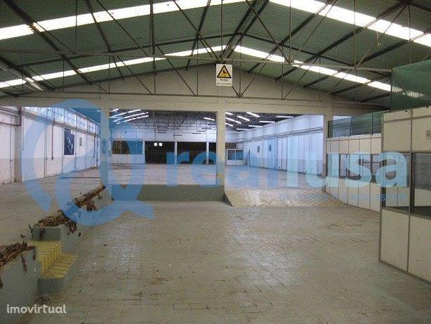 Prédio c/ Armazém e Logradouro Aveiro, Santa Maria da Feira 100% Finan