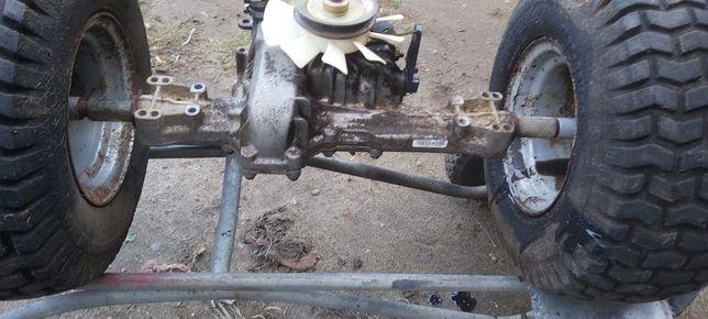 Traktorek kosiarka traktor skrzynia biegów tuff torq Honda castelgarde