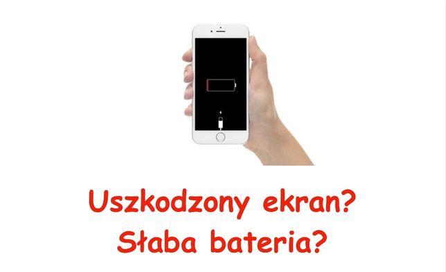Wyświetlacz iPhone 7 + Wymiana Ekranu w serwisie Apple Al. Jana Pawła