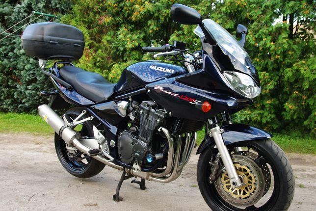 Suzuki gsf 1200 Bandit S 2004rok fazer 1000 BEZWYPADEK KUFER SHAD RATY